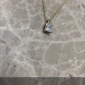 Jewelry - 1.25 Diamond Solitaire Pendant